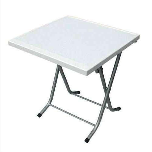 Basisa Katlanır Plastik Masa, Çalışma,öğrenci Masası (60X60 Cm Ebatlı)