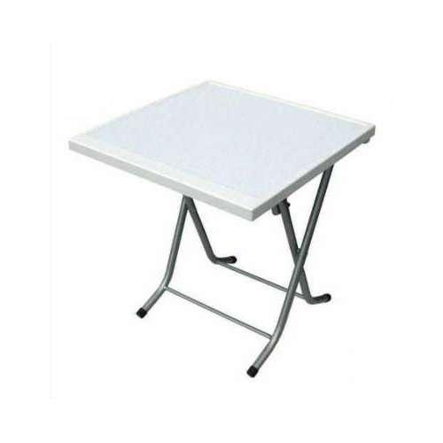 Portatif Katlanır Çok Amaçlı Masa Beyaz Plastik Masa